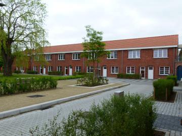 26 woongelegenheden OCMW Mechelen (Mechelen)