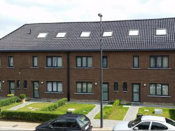 Tuinwijk 20 woningen (Wetteren)